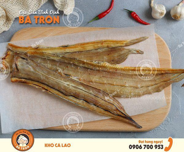 Khô Cá Lao