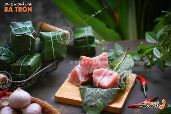 Nem Chua Chiếc Chợ Huyện Bình Định