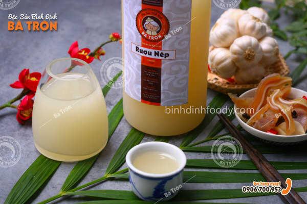 Rượu Nếp Bình Định