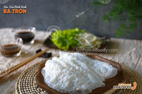 Bánh xèo vỏ Bình Định