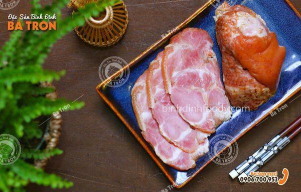 Thịt Heo Xông Khói